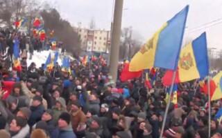 Proteste R.Moldova