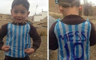 copil messi