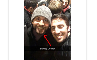 sosia lui Bradley Cooper