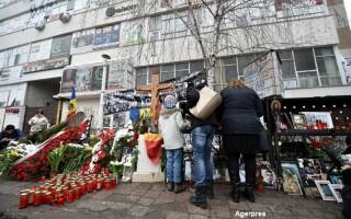 Comemorare, 3 luni de la incendiu din Colectiv