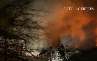 incendiu tesatorie Moscova