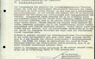 scrisoare Himmler