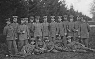 soldati, primul razboi mondial