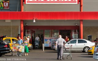 magazin Kaufland in Romania
