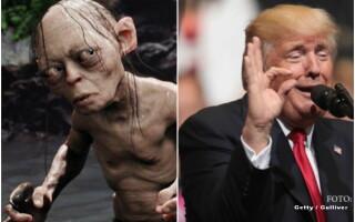 Gollum, Donald Trump