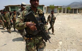 operatiune impotriva ISIS in AFganistan
