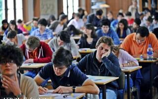 Bacalaureat, examene, elevi