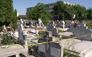 mort cimitir