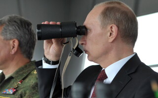 Vladimir Putin - cover
