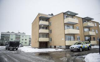 crima centru refugiati Suedia - Agerpres