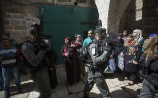 femeie ucisa in Ierusalim - Agerpres