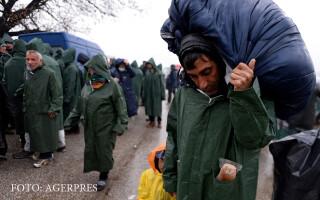 tabara de refugiati Idomeni