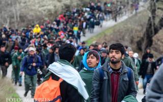 refugiati Idomeni