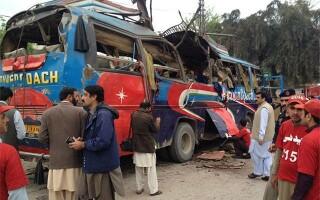 explozie in pakistan