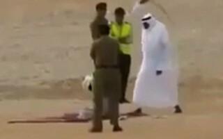 Arabia Saudita, documentar decapitari