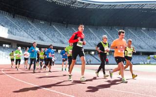 Maratonul International AROBS Cluj-Napoca provoaca fanii la stabilirea unui record national