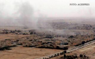 fortele pro-Assad recuceresc Palmyra