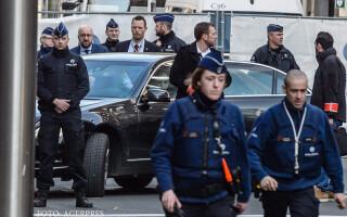 premierul Belgiei viziteaza locul atentatelor din Bruxelles