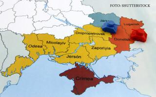 harta Donbas