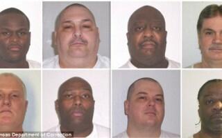Arkansas, detinuti, executie,