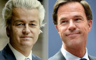 Mark Rutte, Geert Wilders