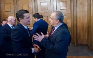Întâlnire cu ambasadorul Republicii Turcia în România, Excelența Sa Osman Koray Ertaș, și cu reprezentanții Asociației Oamenilor de Afaceri Turci