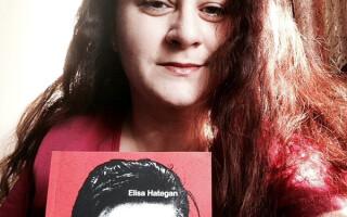 Elisa Hategan prezentandu-si cartea