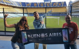 calatoria Galaxy S6 in Buenos Aires