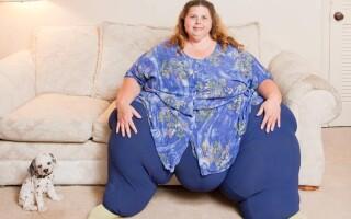 cea mai grasa femeie din lume