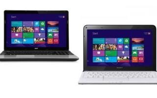 notebook windows 8