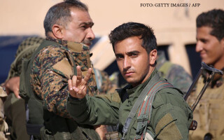 luptatori SDF