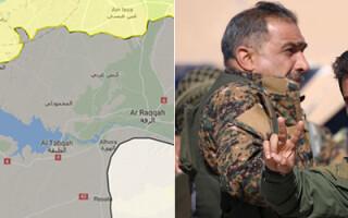 cover ofensiva Raqqa