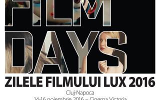 Zilele Filmului LUX revin la Cluj: dezbateri si proiectii de film cu intrare libera la Cinema Victoria