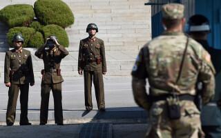 coreea de nord, soldati