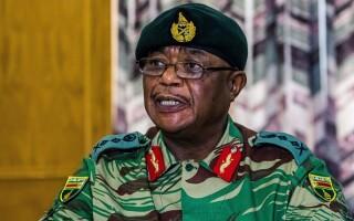 Generalul Constantino Chiwenga