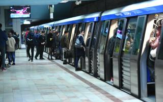 Strike on the subway