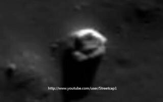 OZN, baza secreta pe Luna