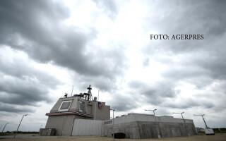 Inaugurarea sistemului de aparare antiracheta Aegis Ashore (AAMDS) de la Deveselu.