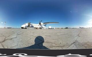 avion ATR al Tarom