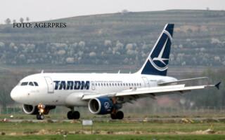 Aeronava Airbus A 310 a companiei TAROM