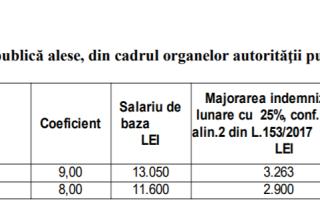 Salarii Primaria Cluj