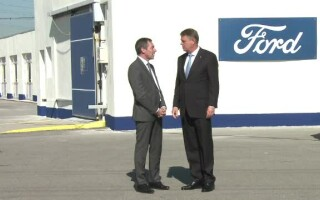 Klaus Iohannis, Ford