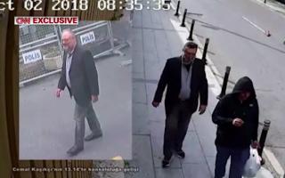 Jamal Khashoggi, Saudi Arabia, Saudi Arabia, Cnn Assassin