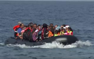 barca imigranti