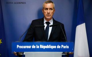 procurorul Francois Molins