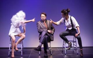 Teatru cu haz si har, in premiera la Comedy Cluj