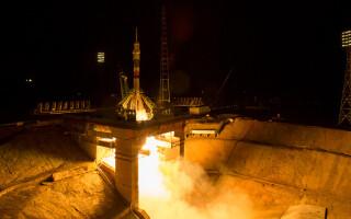 Lansarea Soyuz MS-06 către Stația Spațială Internațională