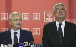 Liviu Dragnea, Mihai Tudose