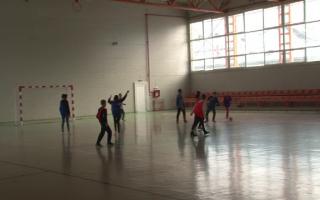 teren sport școală