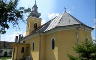 biserica din Prajesti